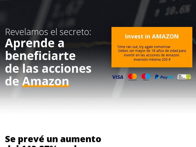 Amazon V6 CPA ES [LATAM]