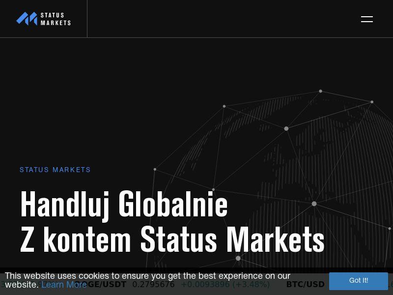 Status Markets - PL (PL), [CPA]