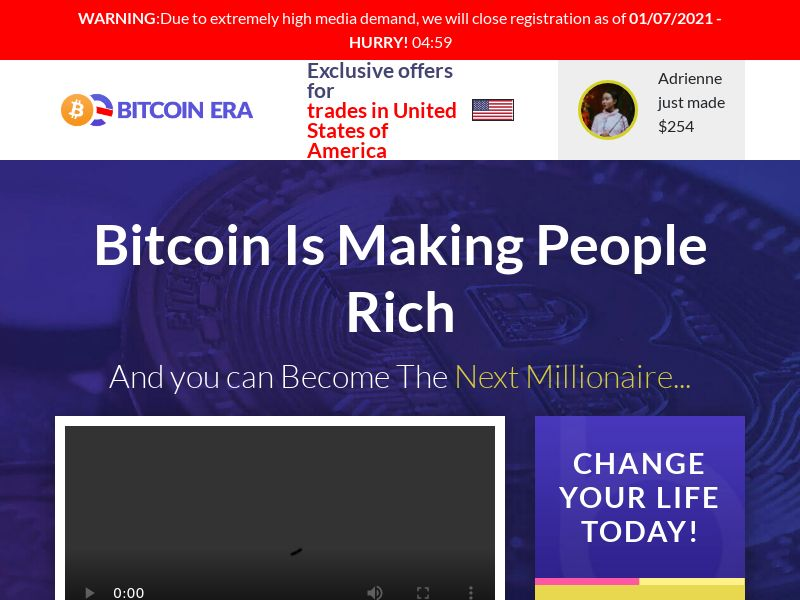 Bitcoin Era BH - CH