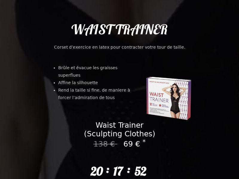 Waist Trainer - FR (FR), [COD]