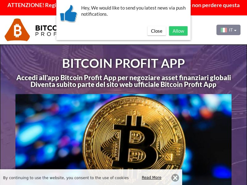 Bitcoin Profit App Italian 2844