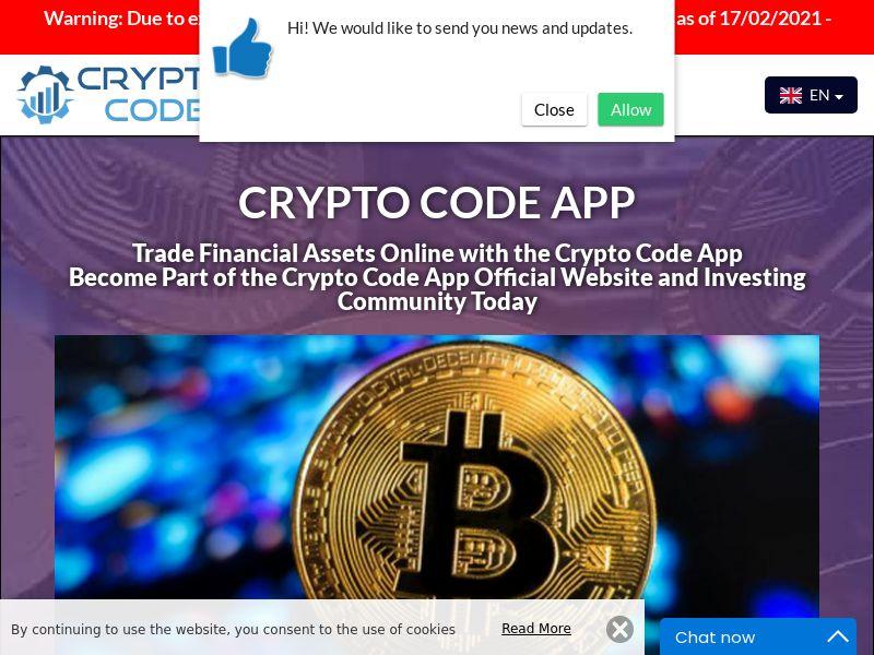 Crypto Code App Polish 2909