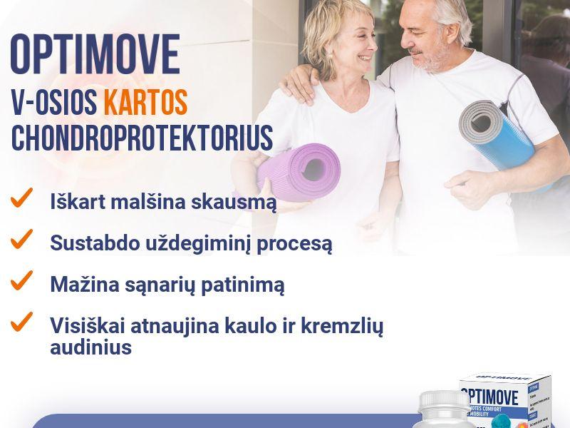 Optimove LT - arthritis product
