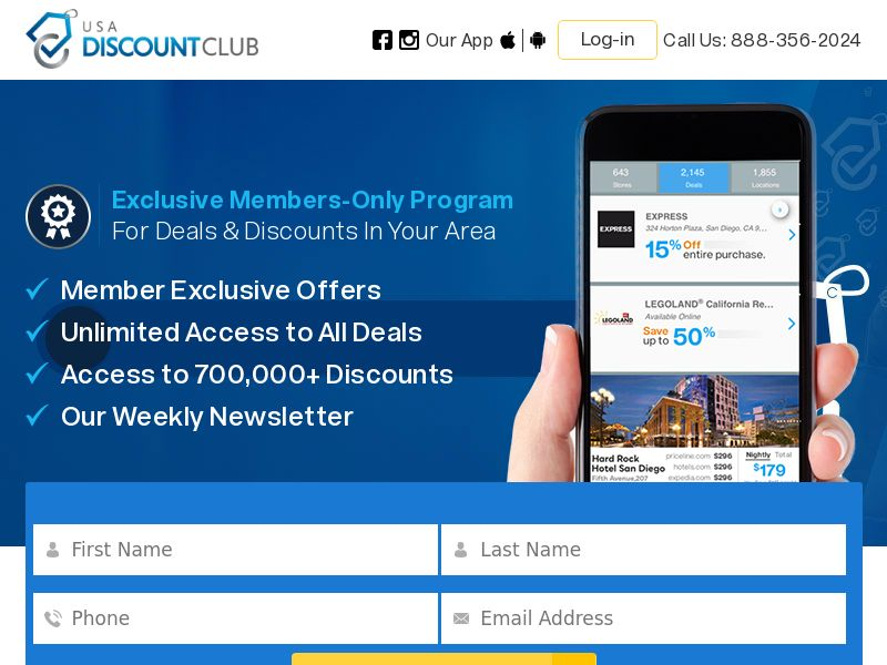 USA Discount Club (Trial) - US