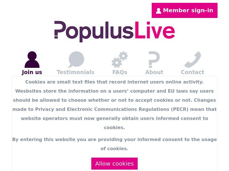 PopulusLive [UK]