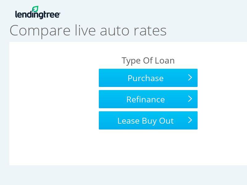 Lending Tree - Auto Finance