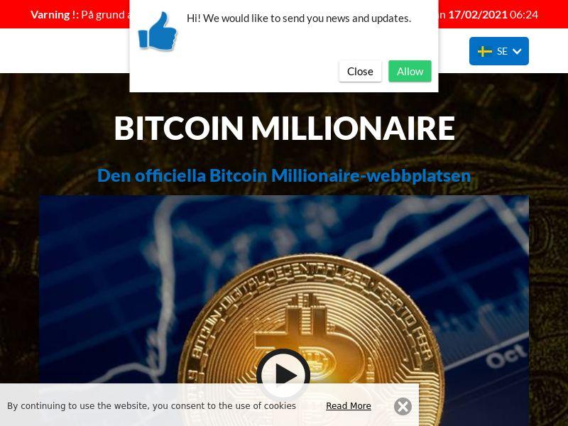 The Bitcoin Millionaire Swedish 2791