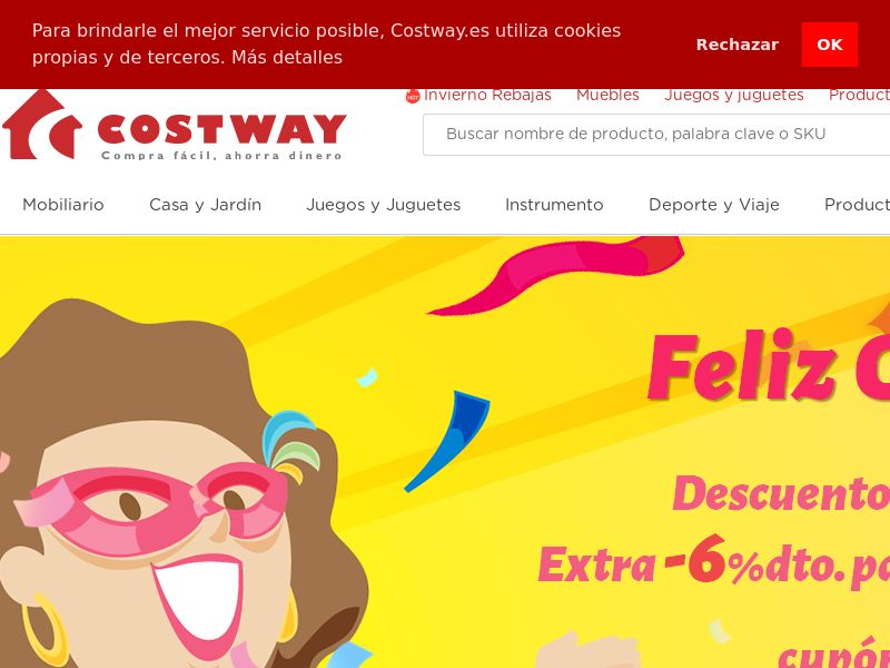 Costway - ES (ES), [CPS], House and Garden, Furniture, Household items, Home decoration, Garden, Sell, shop, gift