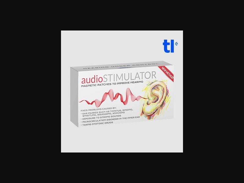 Audio Stimulator - White Hat - CPA - COD - White Hat