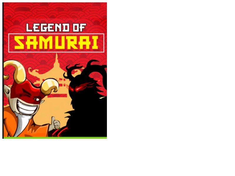 Legends of Samurai Dialog