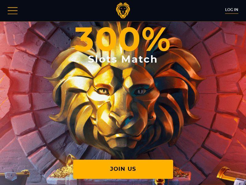 Golden Lion Casino - CPA