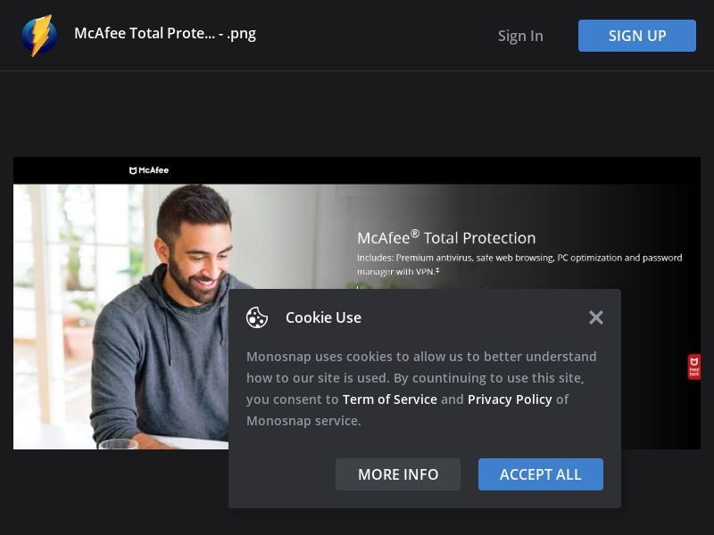 India (IN) - McAfee Total Protection 2021 (Responsive)
