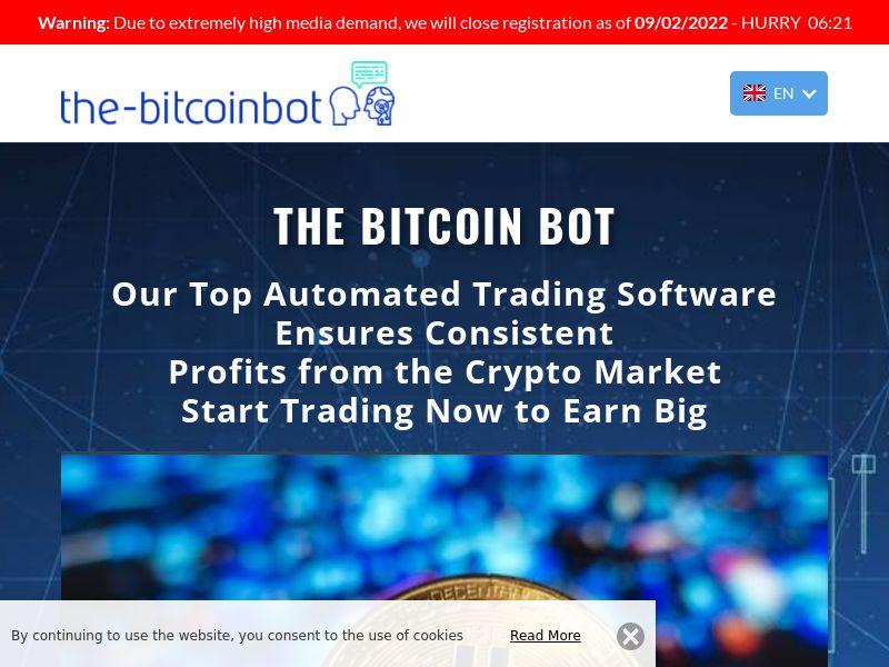 The Bitcoin Bot English 1352