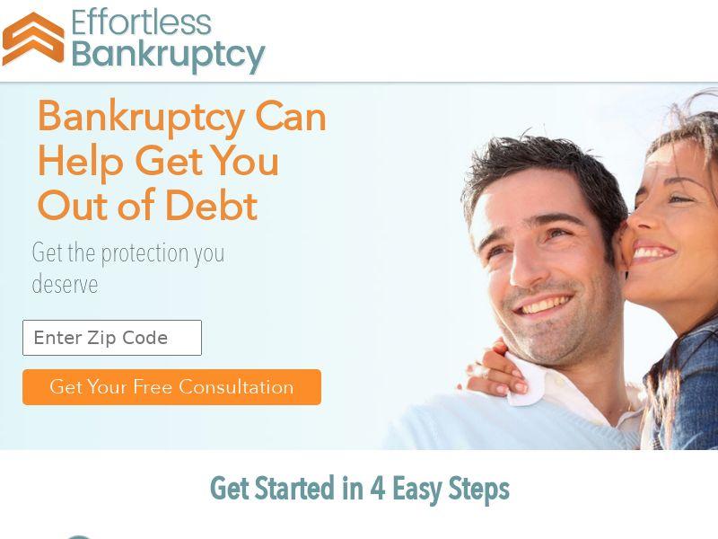 US - Effortless Bankruptcy - CPL