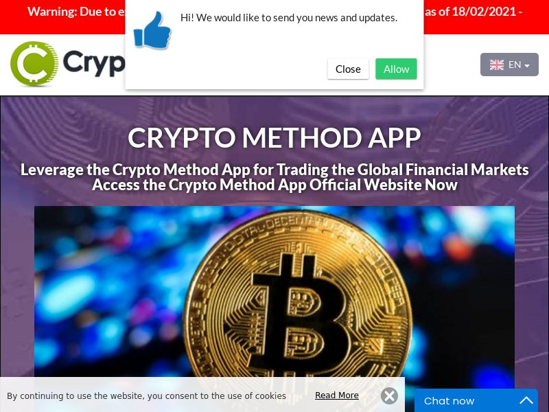 Crypto Method App Arabic 2662