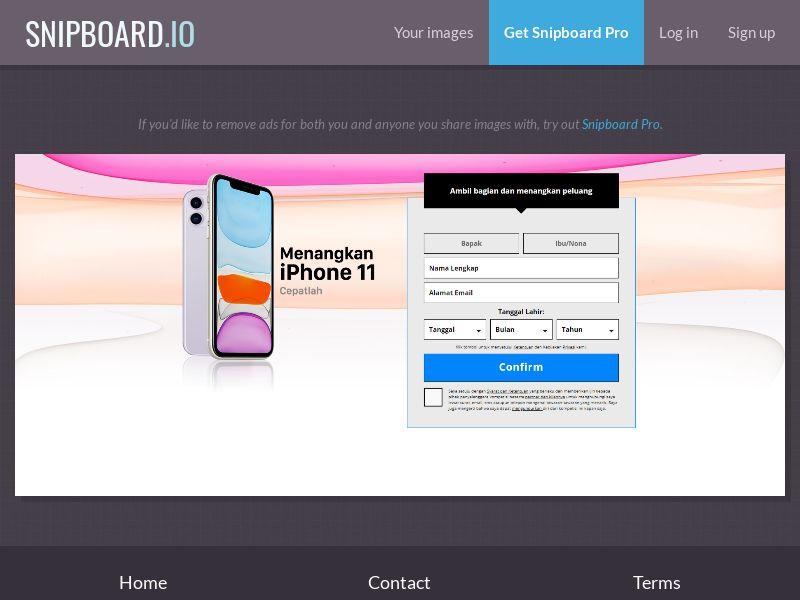 39660 - ID - LeadMarket - iPhone 11 (Without Prelander) - SOI