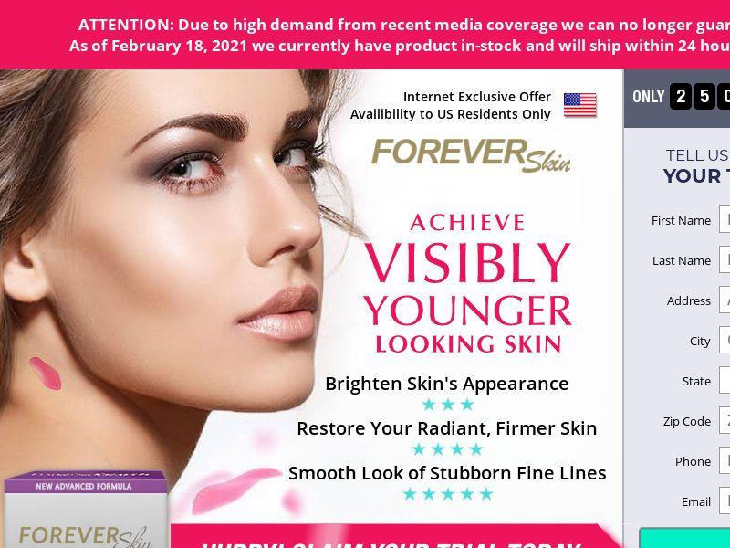 Aqua Radiant Skin Trial - US