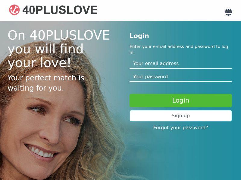 40pluslove CPL UK [DOI] Only SEO