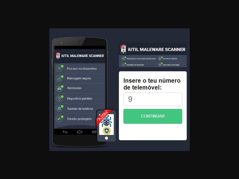 Portugal Antivirus [PT] - Pin submit