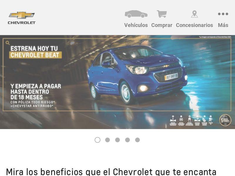 En la familia Chevrolet - CO