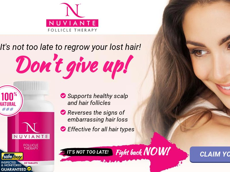 Nuviante: Follicle Therapy Step2 - EN INTL - ALL - (Hair)