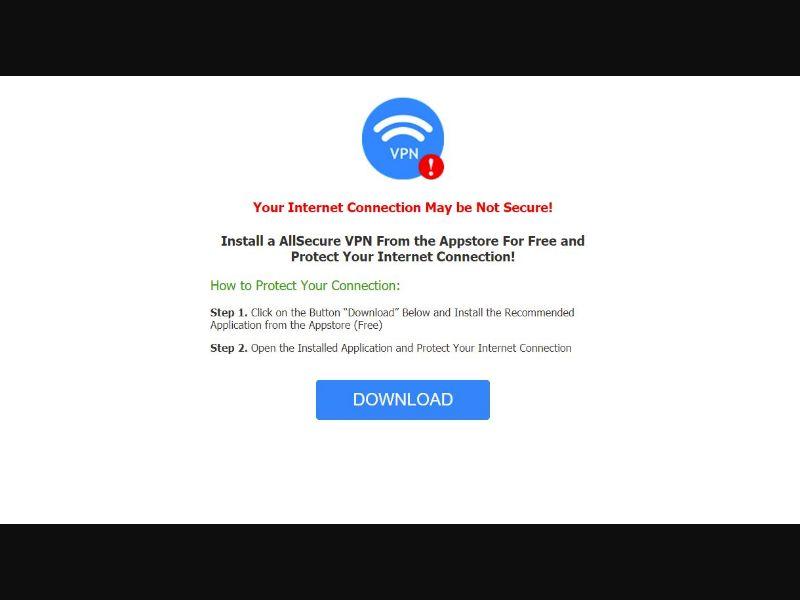 All Secure VPN with Prelander [TW] - CPI
