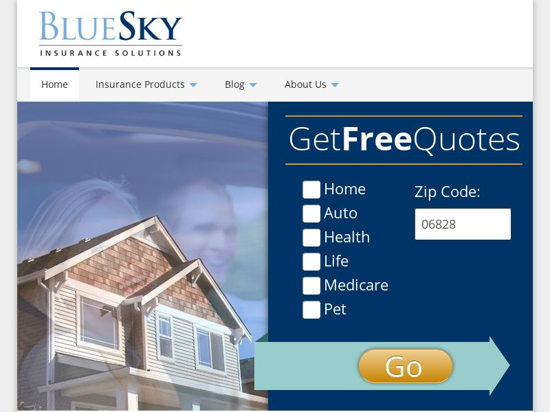 Blue Sky Insurance (EMAIL ONLY)