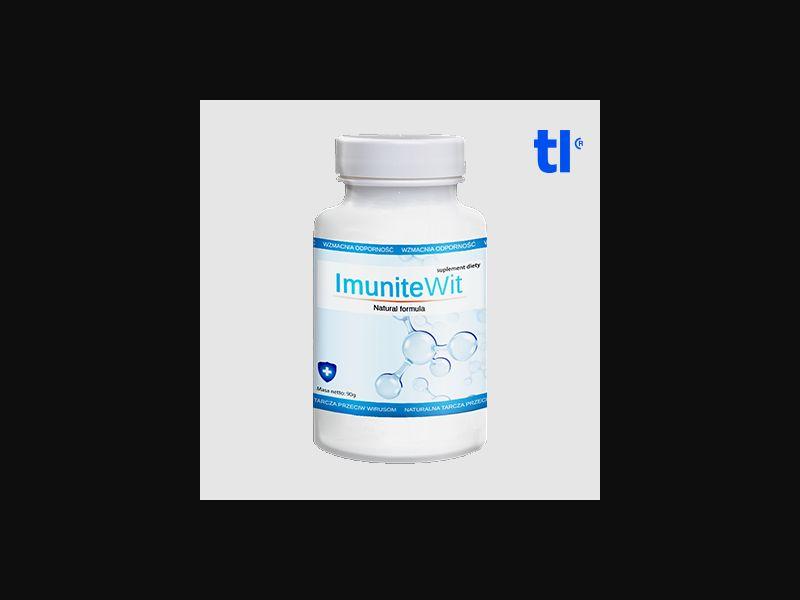 ImuniteWit - health - CPA - COD - Nutra