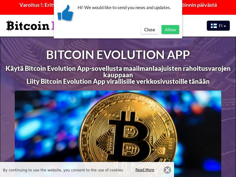 The Bitcoin Evolution Finnish 2410