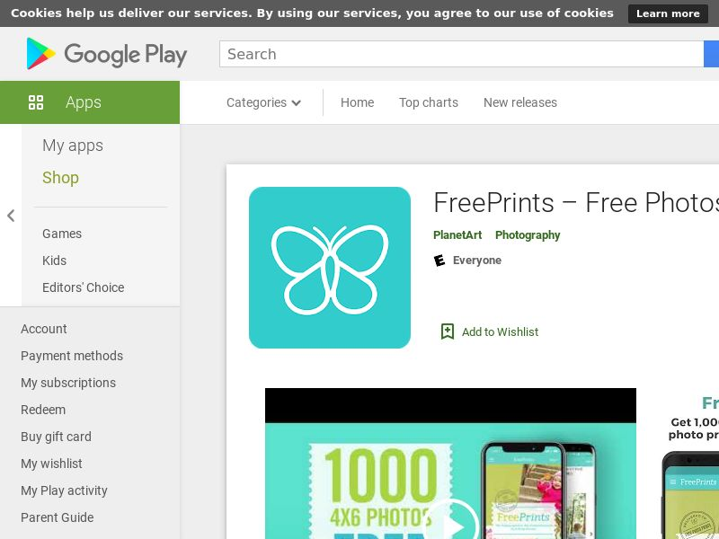 FreePrints | Android IT (CPA)