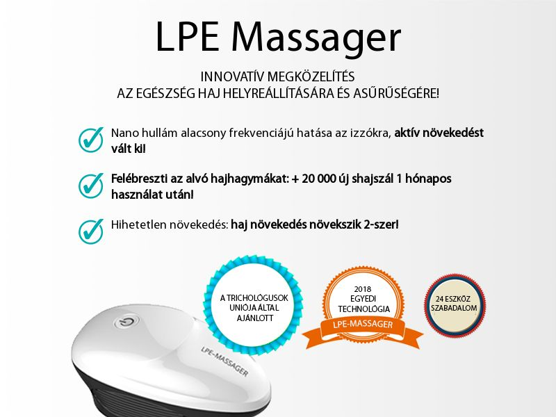 LPE Massager HU