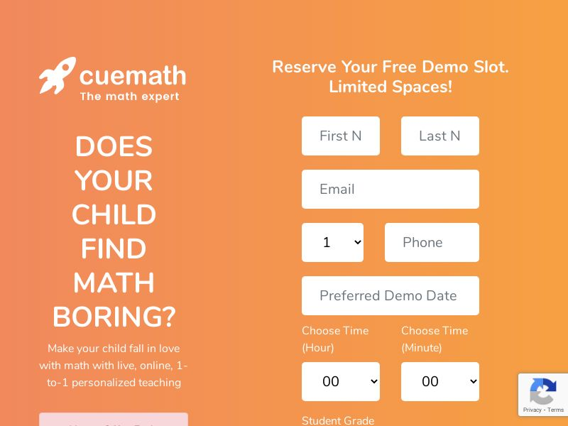Cue Math Education