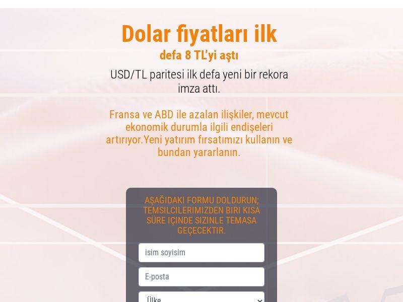 Turkish lira CPL TR