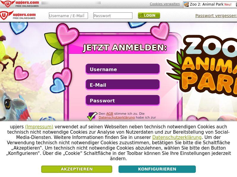 Zoo 2: Animal Park - Desktop - DE (CPR)