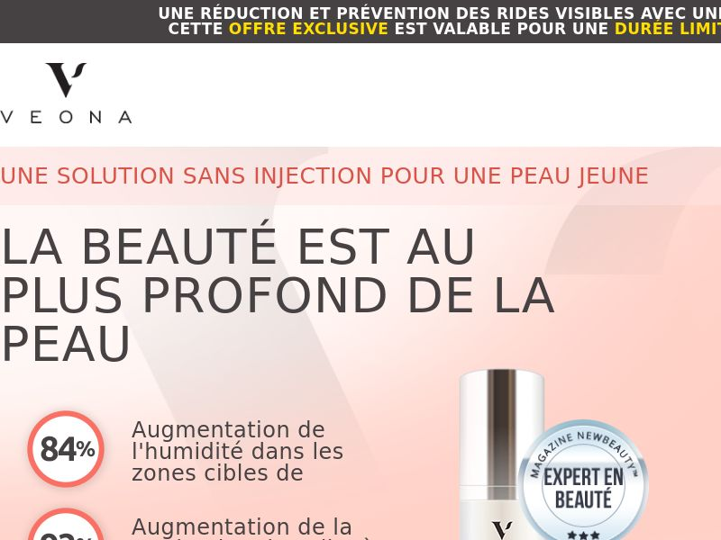 Veona Anti-Wrinkle Complex 01 - French