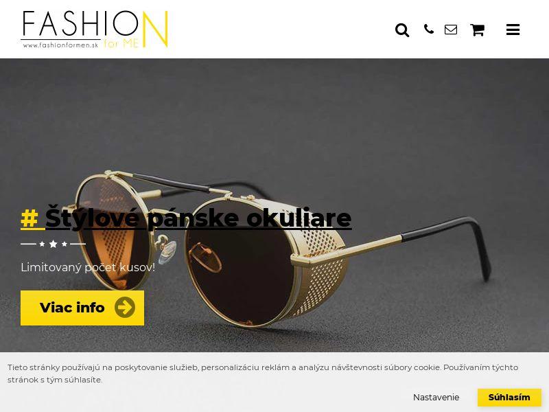 Fashionformen - SK (SK), [CPS]