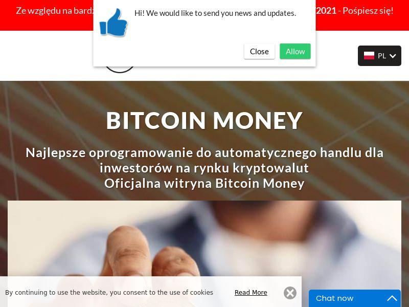 Bitcoin Money Polish 3941