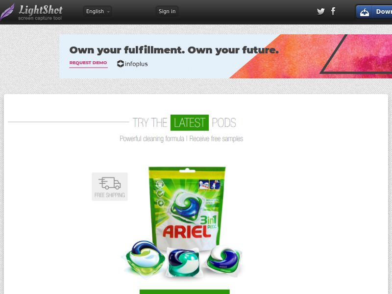 Portal Leads - Ariel (UK) (CPL) (Personal Approval)