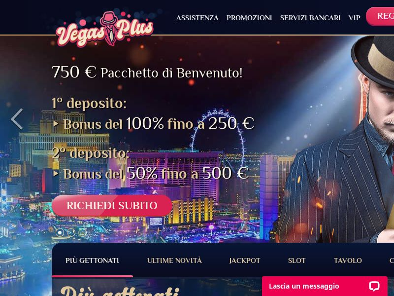 Vegas Plus PPS (IT)