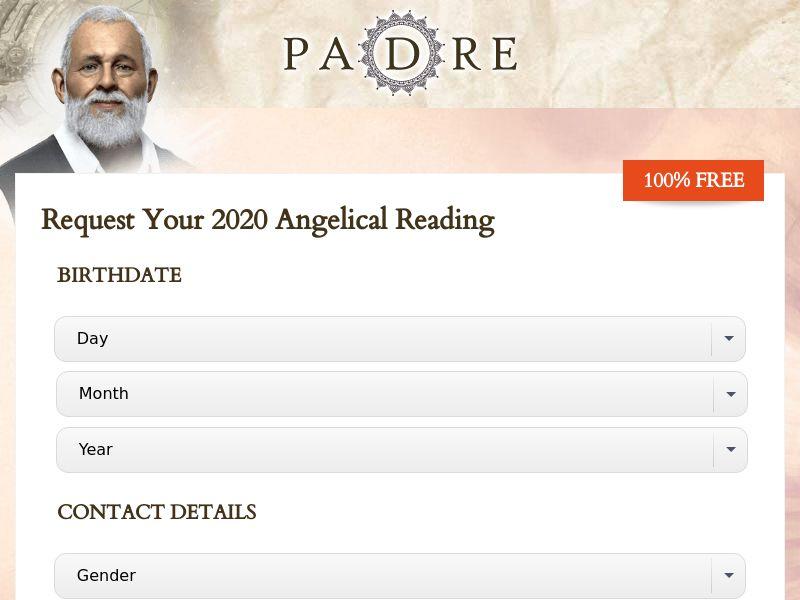 Padre - First Page - UK/IE/AU/NZ/ZA