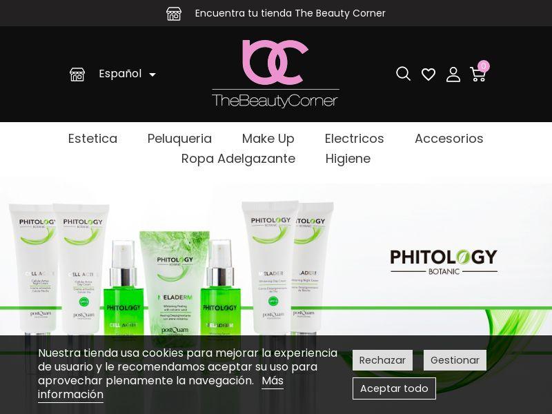 The Beauty Corner - ES (ES), [CPS]