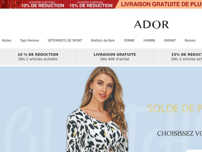 Ador - FR (FR), [CPS]