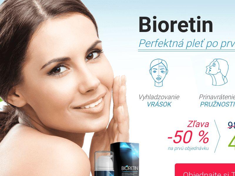 Bioretin SK - rejuvenating cream mask