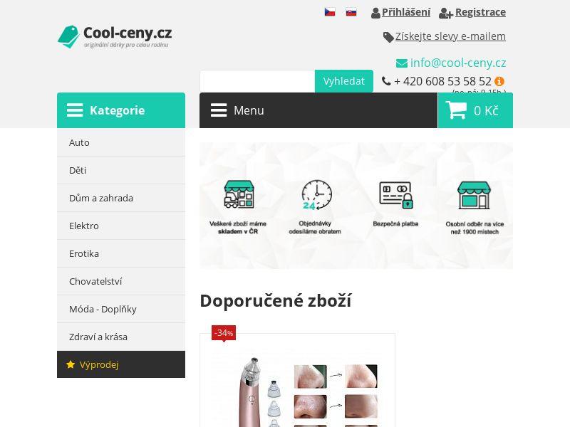 Cool-ceny.cz (CZ), [CPS]