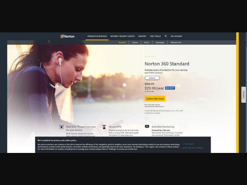 Norton Antivirus - Software - SS - [US]