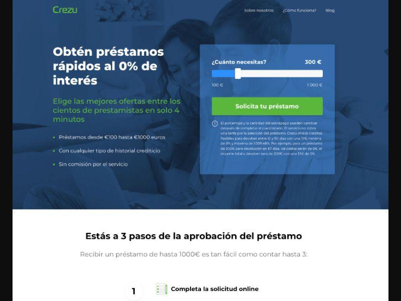Crezu.es [ES] - CPL