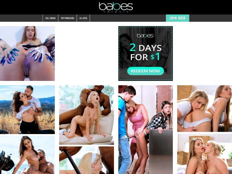 Babes - Adult Entertainment - ES (CPA, CC Submit)