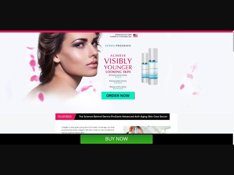 Derma Progenix - Skin Care - SS - [US]