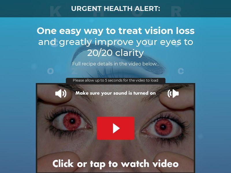 Koori Vision Fix