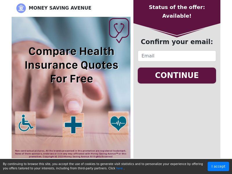 US - MoneySavingAvenue - Health Insurance